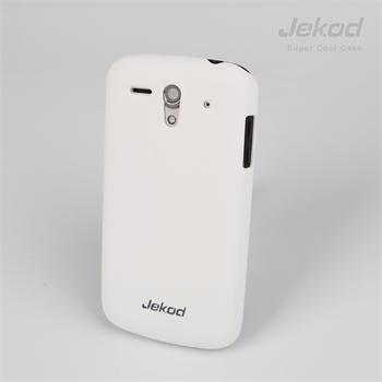 JEKOD Super Cool Pouzdro White pro Huawei Ascend G300