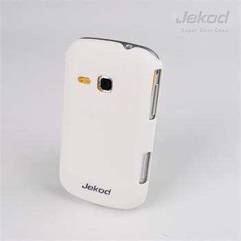 JEKOD Super Cool Pouzdro White pro Samsung S6500 Galaxy mini2