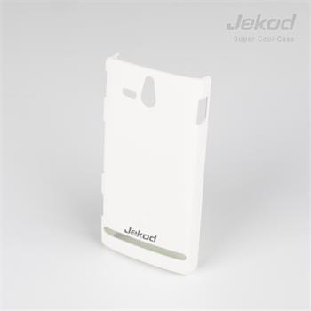 JEKOD Super Cool pouzdro White pro Sony Xperia V LT25i