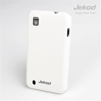 JEKOD Super Cool Pouzdro White pro ZTE Blade 3