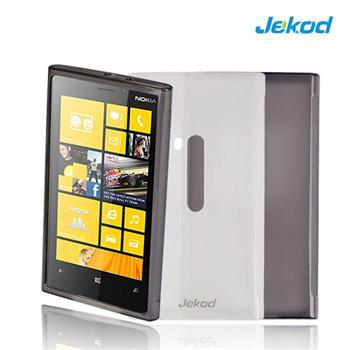 JEKOD TPU Ochranné Pouzdro Biele pro Nokia Lumia 920