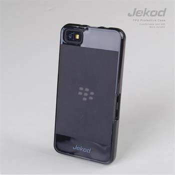 JEKOD TPU Ochranné Pouzdro Black pro BlackBerry Z10