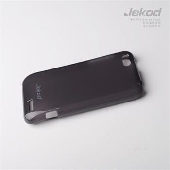JEKOD TPU Ochranné Pouzdro Black pro HTC ONE V