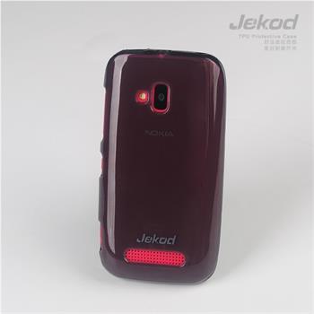 JEKOD TPU Ochranné Pouzdro Čierne pro Nokia Lumia 610