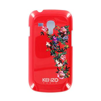 KENZO Exotic Red Zadní Kryt pro Samsung i8190 Galaxy S3mini, S3 mini i8200 VE (EU Blister)