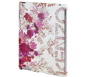 KENZO Zadní Kryt Chiara Blanche pro The New iPad (EU Blister)
