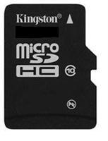 Kingston microSDHC 8 GB Class 10 (SDC10/8GBSP)