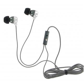 KitSound KS1 Stereo HF 3,5mm vč. Mikrofonu Black (EU Blister)