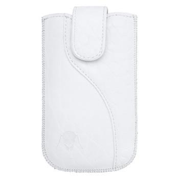 Koženkové puzdro iPhone 4S