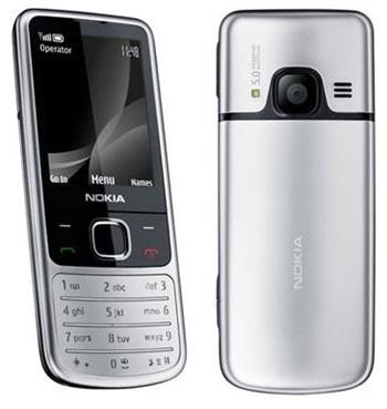 kryt Nokia 6700 classic Silver