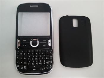 kryt Nokia Asha 302 Black