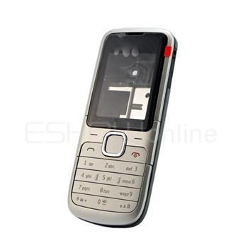 kryt Nokia c1-01 silver