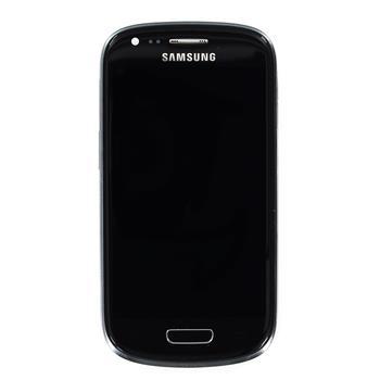 LCD display, Dotyk plus Přední kryt Samsung i8190 Galaxy S3mini Black