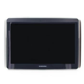 LCD display, Dotyk plus Přední kryt Samsung N8000/N8010 Note 10.1 Deep Gray