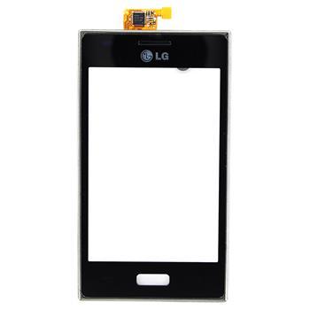 LG E610 L5 Dotyková Deska Black (Service Pack)