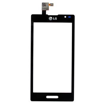 LG P760 L9 Sklíčko + Dotyková Deska Black