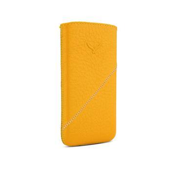 Mapi Parion Kožené Pouzdro Yellow (EU Blister)