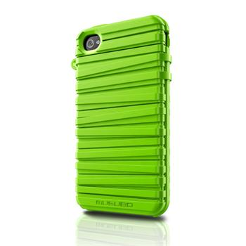 Musubo pouzdro Rubber pro Apple iPhone 4/4S Chatrtree (EU Blister)