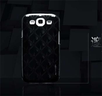 Nillkin 3D Zadní Kryt Čierne pro Samsung (i9300/S3 i9301 Neo) Galaxy S3
