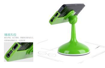 Nillkin Držák do Auta pro iPhone 5 Green