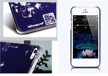 Nillkin Poyo Flower Shelf 3D Zadní Kryt pro iPhone 5/5S/SE (EU Blister)