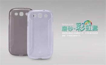 Nillkin Rainbow Zadní Kryt Grey pro Samsung i9300 Galaxy S3