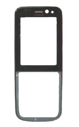 Nokia 6730c Black Přední Kryt