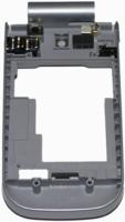 Nokia 7020 střední díl s komponenty