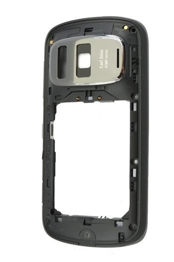 Nokia 808 PureView Black Střední Díl