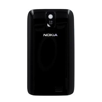 Nokia Asha 309 Black Kryt Baterie