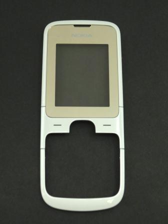 Nokia C2-00 Snow White Přední Kryt
