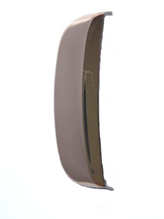Nokia C2-02 Light Gold Přední Dekorační Štítek