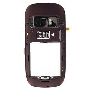 Nokia C7 Aubergine Střední Díl SWAP