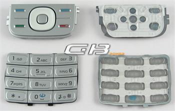 NOKIA FLEX 5300 klávesnica silver