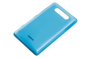 Nokia Lumia 820 Cyan Gloss Kryt Baterie