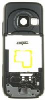 Nokia N73 střední kryt Black