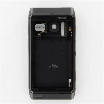 Nokia N8 Dark Grey Kompletní Kryt