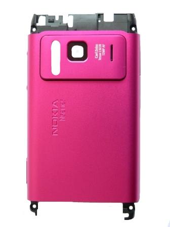 Nokia N8 Pink Kryt Baterie