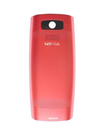 Nokia X2-05 Bright Red Kryt Baterie