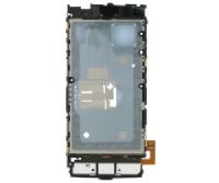 Nokia X6 UI Board + rámeček displeje