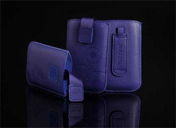 Púzdro DEKO 1 modré, veľkosť 13 pre telefóny Samsung i9300/HTC ONE X/LG L9/ Nokia 920/Sony Xperia T
