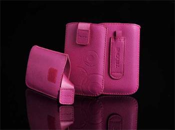 Púzdro DEKO 1 ružové, veľkosť 13 pre telefóny Samsung i9300/HTC ONE X/LG L9/ Nokia 920/Sony Xperia T