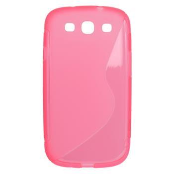 Puzdro gumené Samsung i9300 Galaxy S3 (i9300/S3 i9301 Neo)