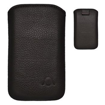 Puzdro koženkové pre Nokia 808, ZTE Blade III, Sam. I8530, ZTE Grand X, Nokia Lumia 710, Samsung i8190, SE Xperia Arc, Samsung i91