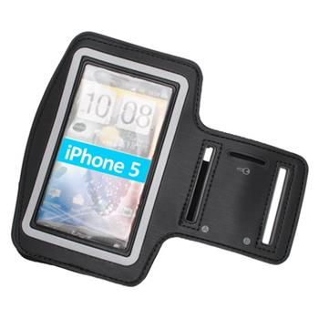 Puzdro na rameno iPhone 5 / Samsung Galasy SII i9100 fialové