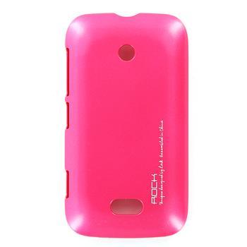 ROCK Extra Shell Zadní Kryt pro Nokia Lumia 510 Red