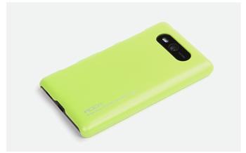 ROCK Extra Shell Zadní Kryt pro Nokia Lumia 820 Yellow