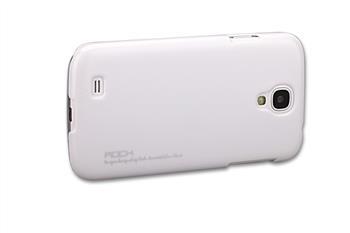 ROCK Extra Shell Zadní Kryt pro Samsung i9500 Galaxy S4 White