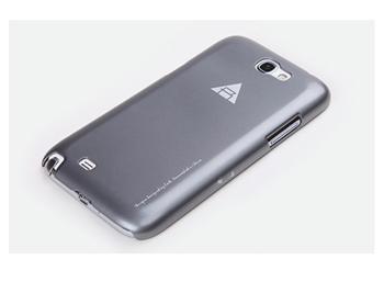 ROCK Extra Shell Zadní Kryt pro Samsung N7100 Galaxy Note2 Grey