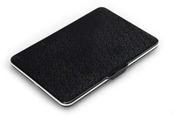 ROCK Texture Double Series Pouzdro pro iPad Mini White